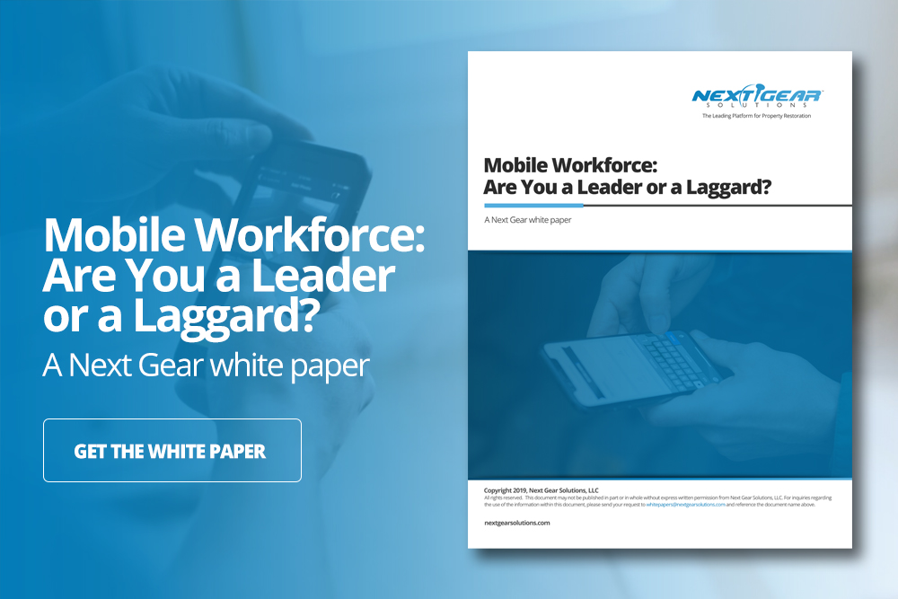 Mobile Workforce: Are You a Leader or a Laggard?