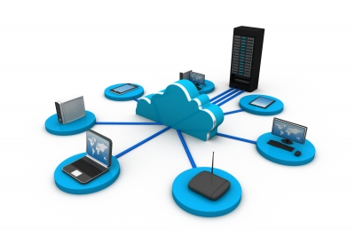 software integrations and cloud computing image
