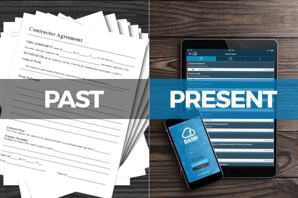 Paper vs Digital