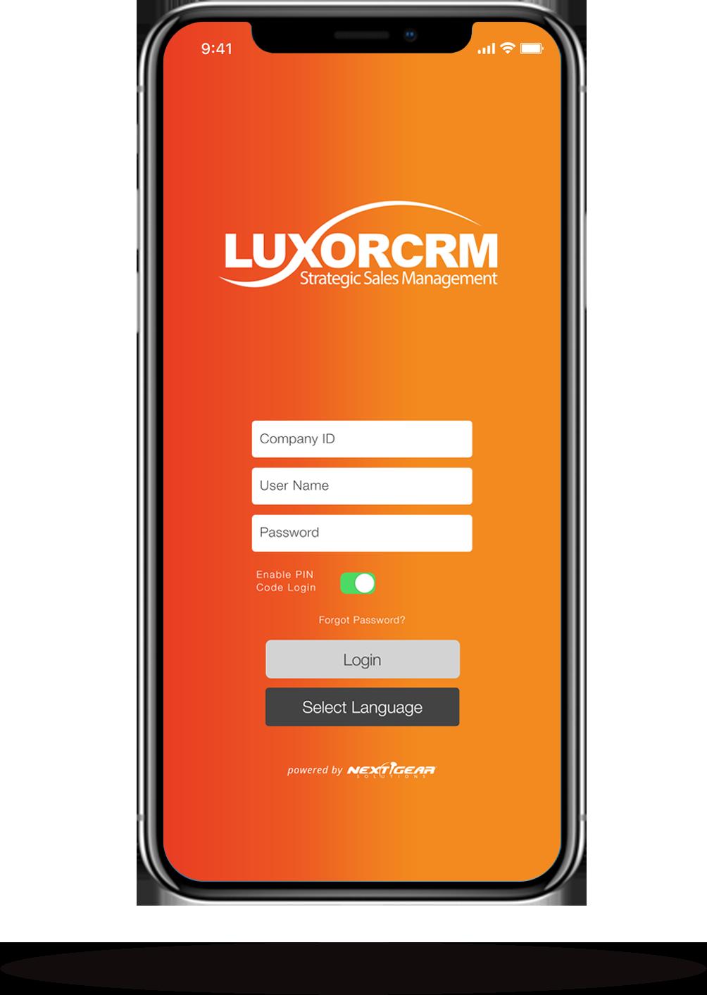 Mobile Restoration CRM