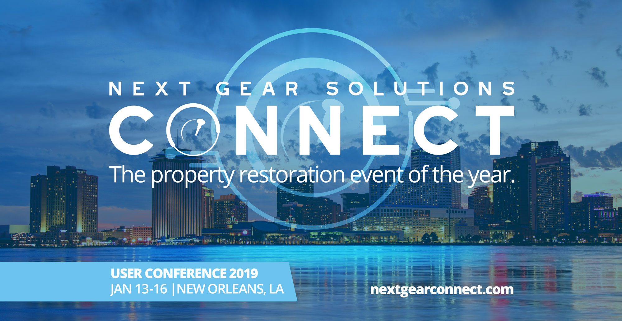 Next Gear CONNECT 2019