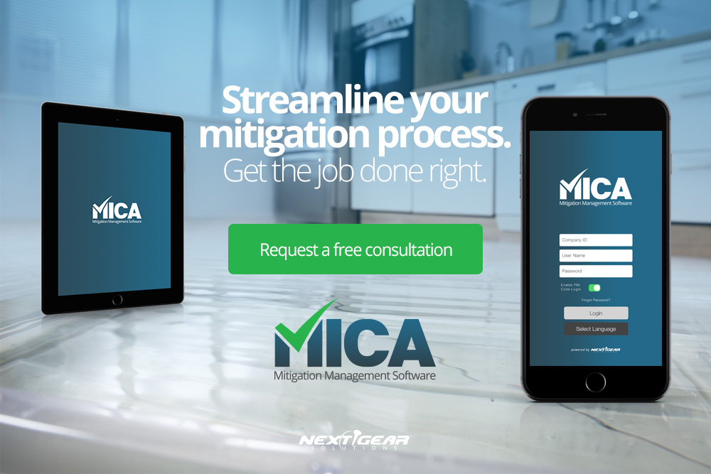 MICA Mitigation Management