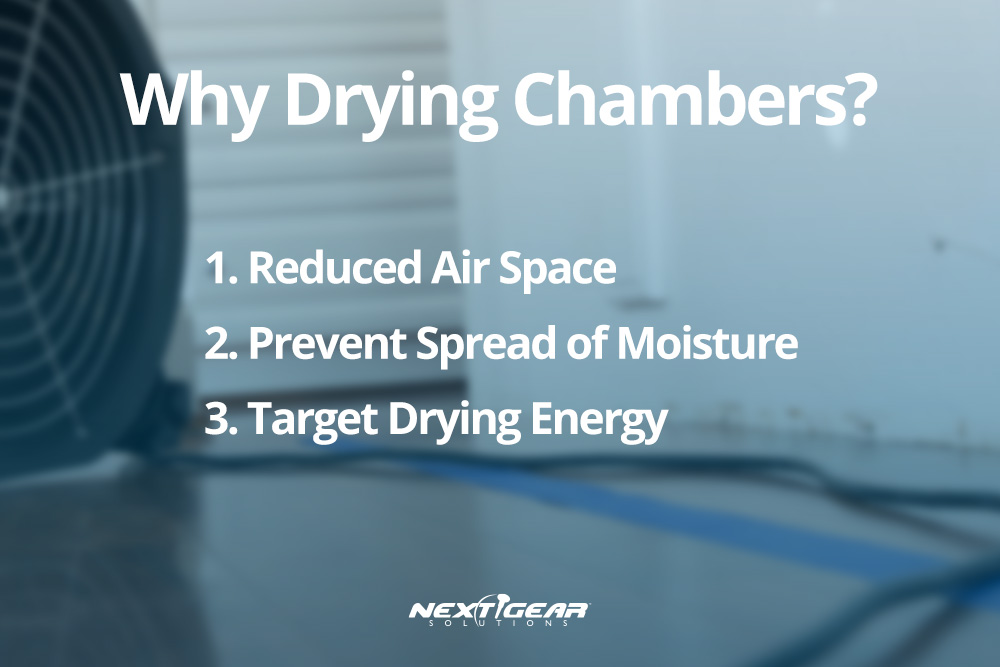 Why Drying Chambers?