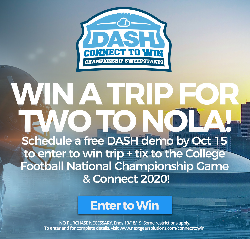 Win a Trip for Two to NOLA