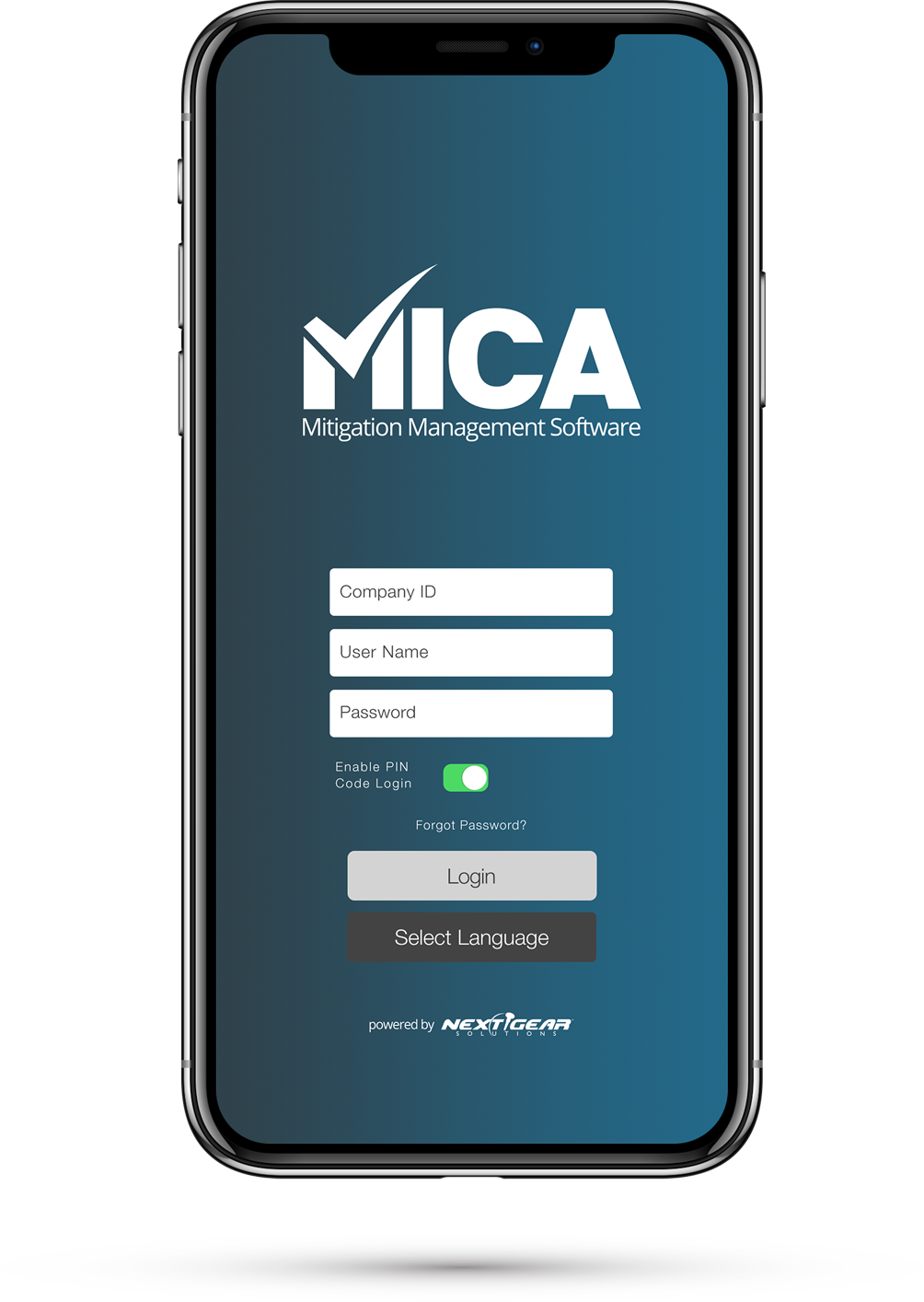 MICA-mitigation-management-software-mobile