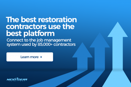 The Best Restoration Contractors Use the Best Platform - Next Gear Solutions DASH