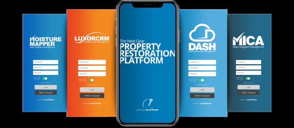 Next Gear Solutions - Property Restoration Platform